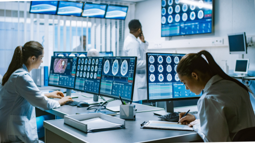 av solutions for hospitals